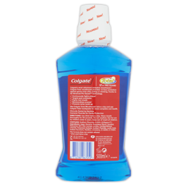 Colgate Total Peppermint Mouthwash main product image