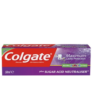 Colgate® Maximum Cavity Protection Kids