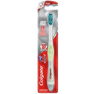 Colgate® 360° Surround Sonic Power Platinum Medium