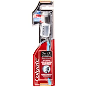 Colgate® SlimSoft Charcoal