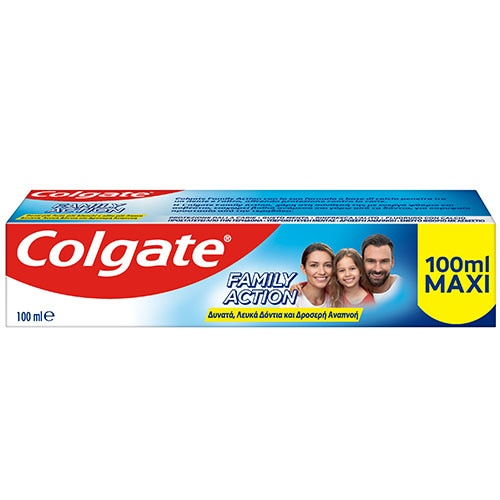Colgate® Family Action
