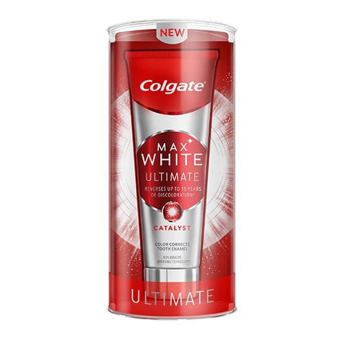 Colgate® Max White Ultimate Catalyst