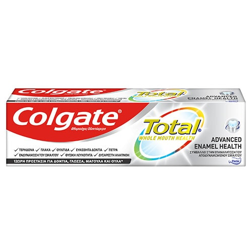 Οδοντόκρεμα Colgate Total Advanced Enamel Health