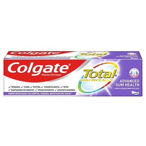 Οδοντόκρεμα Colgate Total Advanced Gum Health