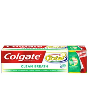Colgate® Total® Clean Breath